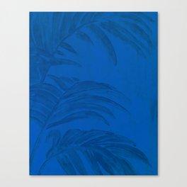 Jardin Majorelle Canvas Print