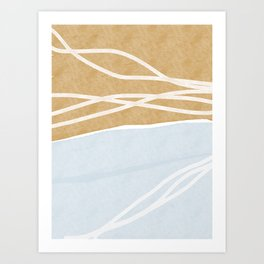Atlantic Series 1 Art Print