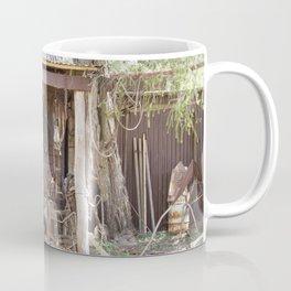 Old Timers Hut Coffee Mug