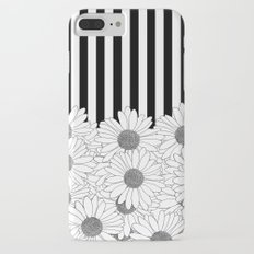 Daisy Stripe Slim Case iPhone 7 Plus