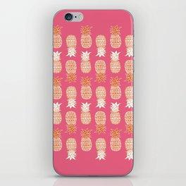 Pineapple Love iPhone Skin