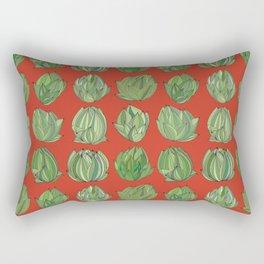 Carciofi Rectangular Pillow