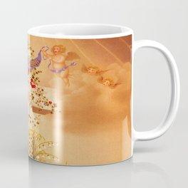 Faith Hope Charity - Christian Cross Coffee Mug
