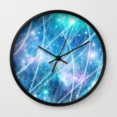 Gundam Retro Space 3 - No text Wall Clock