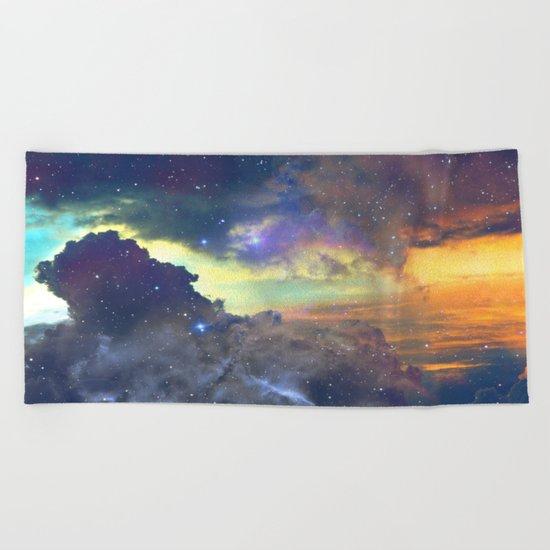 Wonderlust Beach Towel