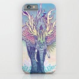 Spirit Animal - Elephant iPhone Case