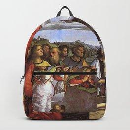 Raphael - Oddi Altarpiece Backpack