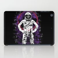 buzz lightyear iPad Cases featuring This Ain't No Buzz Lightyear Action Flick by WhotheFisJC