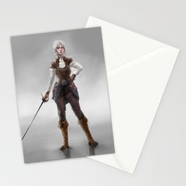 The Assassin Stationery Cards