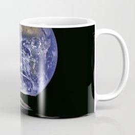 NASA-planet-asteroid poster Coffee Mug