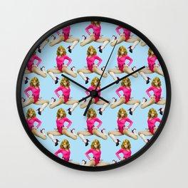 Madona Choreography Wall Clock
