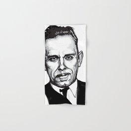 John Dillinger Mug Shot Hand & Bath Towel