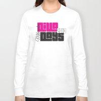 milwaukee Long Sleeve T-shirts featuring Diva Days Milwaukee 2013 by ScubaTuba