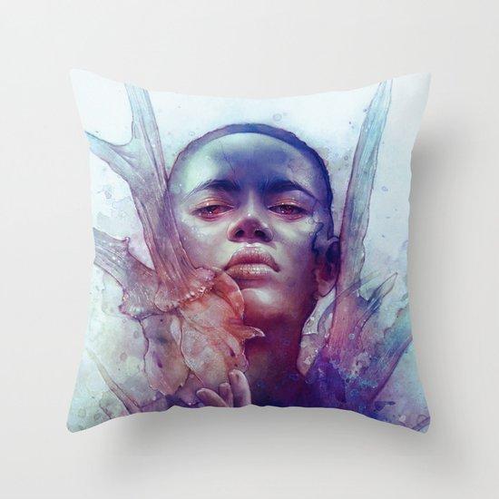 Prey Throw Pillow