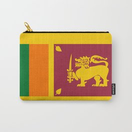 Sri Lanka country flag Carry-All Pouch