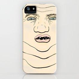 Self Indulgence iPhone Case