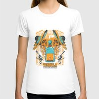 tequila T-shirts featuring Tequila Duel by Tshirt-Factory