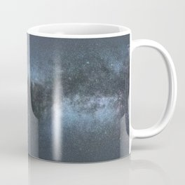 Milky Way, Starry night sky Coffee Mug