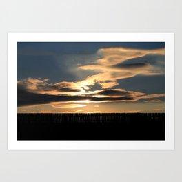 Free the Sky Art Print