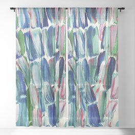 Sweet SugarCane Sheer Curtain