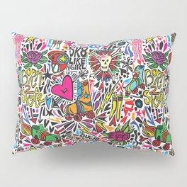 Derby Girl Pillow Sham