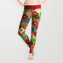 DIAMANTE Leggings