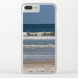 A Month at the Shore Clear iPhone Case