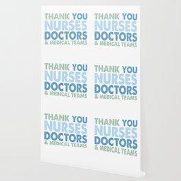 Thank You Nurses, Doctors & Medical Teams6+6+* Wallpaper