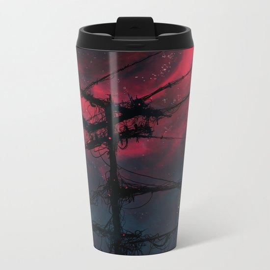 N.  Neighborhood Metal Travel Mug