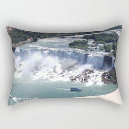 Niagra Falls Rectangular Pillow