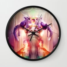 The Wicked Queen Wall Clock