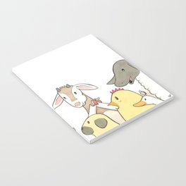 Lily's List Notebook