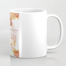 MUSICAL SEASONS. CLIPPINGS UNTITLED (series) Coffee Mug