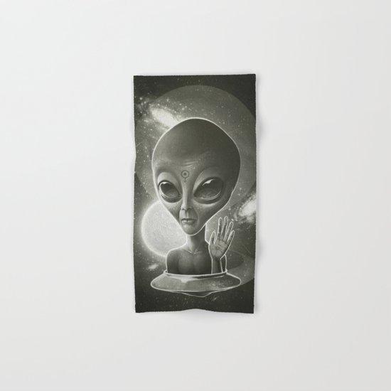 Alien II Hand & Bath Towel