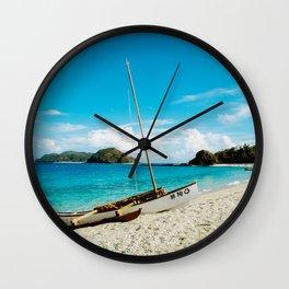 Zamami 1 Wall Clock