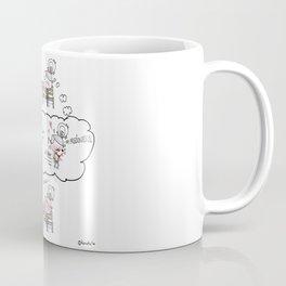 #Crazydoglady Coffee Mug