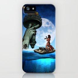 Winya No.18 iPhone Case