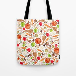 Fruit and Vegetables  Tote Bag