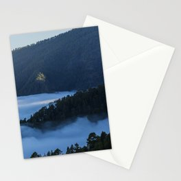 La Palma forest Stationery Cards