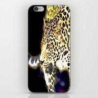 hunting iPhone & iPod Skins featuring Hunting by arnedayan