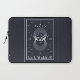 The Magician or Le Bateleur Tarot Laptop Sleeve