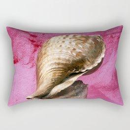SEASHELL - STILL LIFE Rectangular Pillow