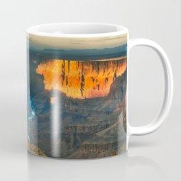 Grand Canyon at sunset Coffee Mug