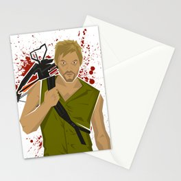 The Walking Dead Daryl Dixon (Norman Reedus) Stationery Cards