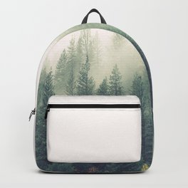 My Peacful Misty Forest II Backpack