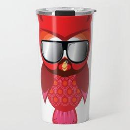 TOTESCODES OWL Travel Mug