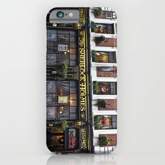 The Sherlock Holmes Pub London iPhone & iPod Case