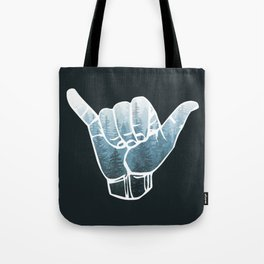 Misty Forest Hang Loose Tote Bag