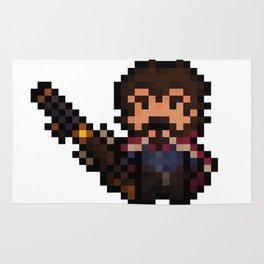 Graves, The Pixel Gunslinger Rug