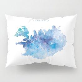 Iceland Pillow Sham